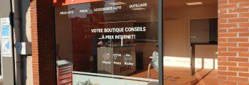 Fev. 2019 : Ouverture Piecesetpneus.com à Cholet