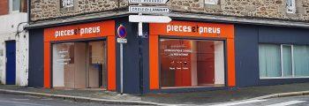 Juin 2018 : Ouverture d'une boutique à Saint-Brieuc (22) !