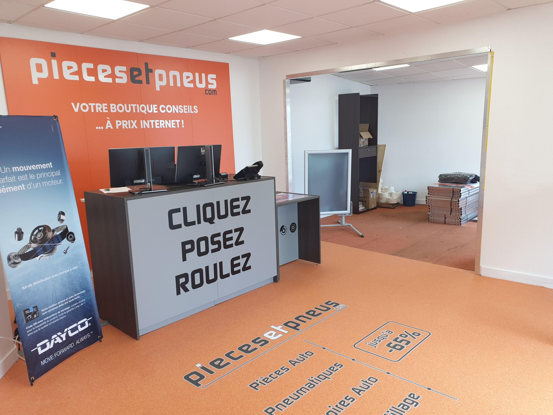 Boutique piecesetpneus Lorient