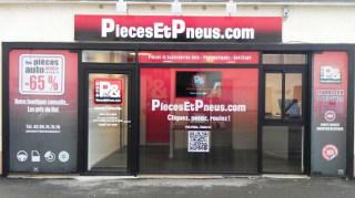 2013 : Ouverture d'une boutique à Rennes