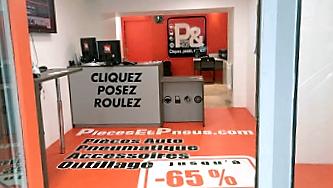 2011 : Ouverture d'une boutique à Granville