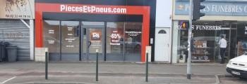 Sept. 2016 : Ouverture d'une franchise à Caen