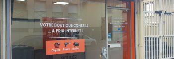 Décembre 2020 : Ouverture d'une franchise à Goussainville