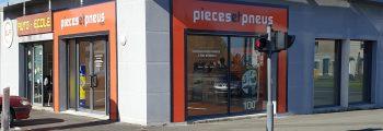 Mars 2021 : Déménagement de notre boutique à Cholet